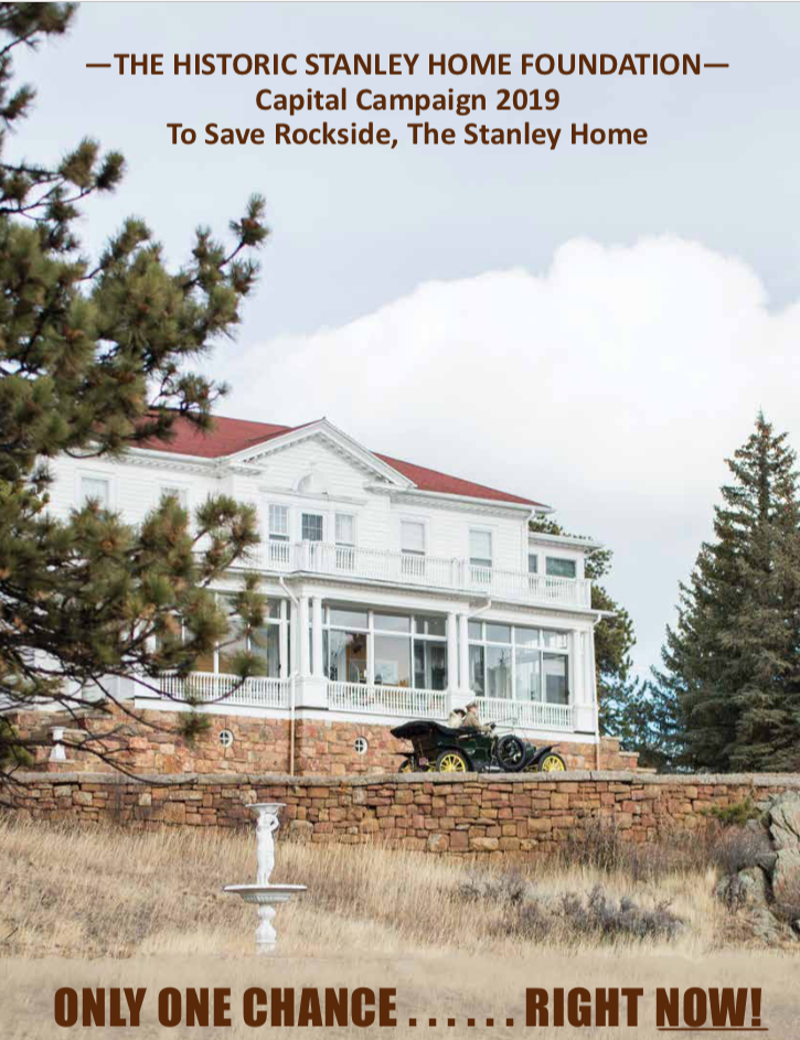 Download the Historic Stanley Home Brochure